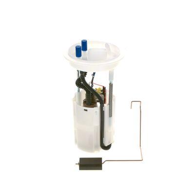 Palivová přívodní jednotka