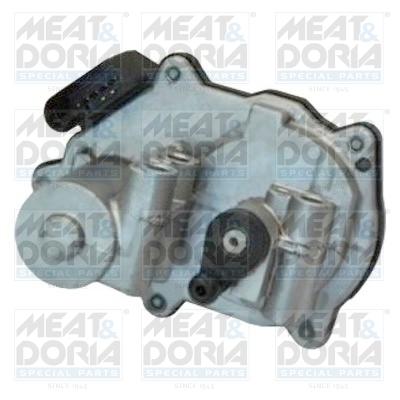 Nastavovací prvek, klapka (sací potrubí)